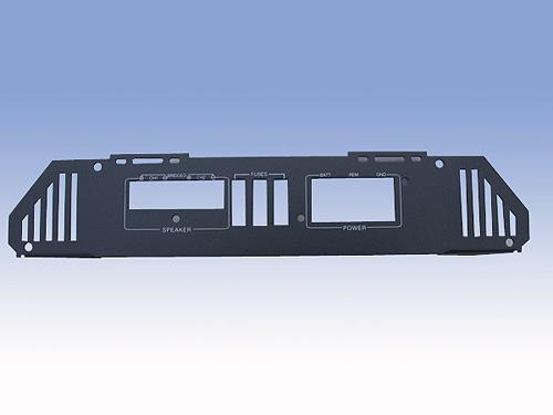 功放侧板6